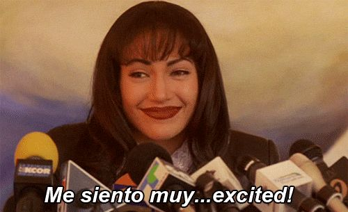 """I got Selena Quintanilla! Which Character From """"Selena"""" Is Your Kindred Spirit?"""