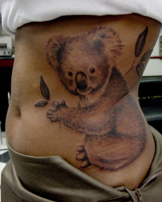 75 best koala tattoo images on pinterest koala bears koala tattoo rh pinterest com cartoon koala bear tattoos cartoon koala bear tattoos