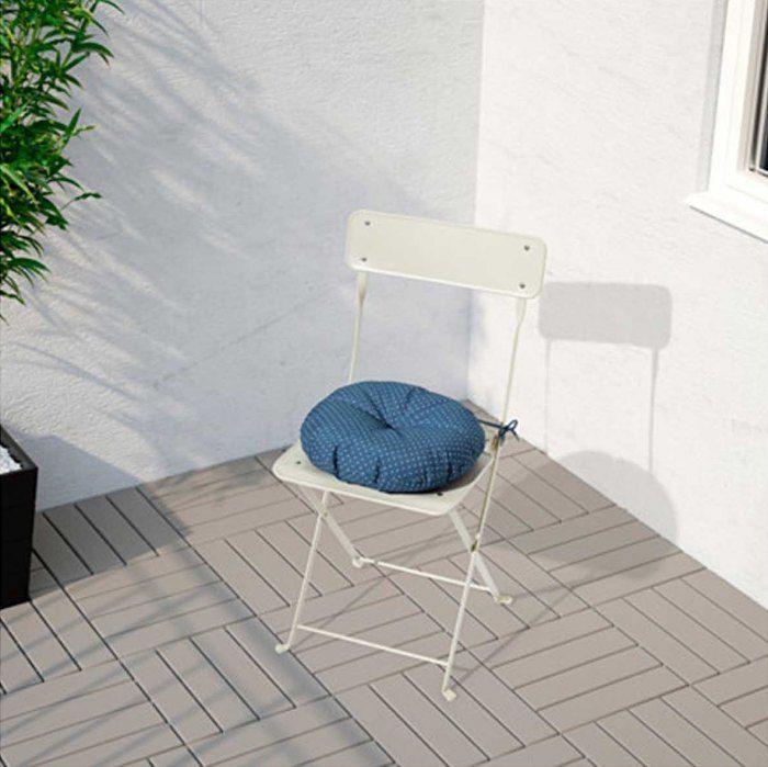 Les 25 meilleures id es de la cat gorie coussins de chaise - Coussin chaise exterieur ...