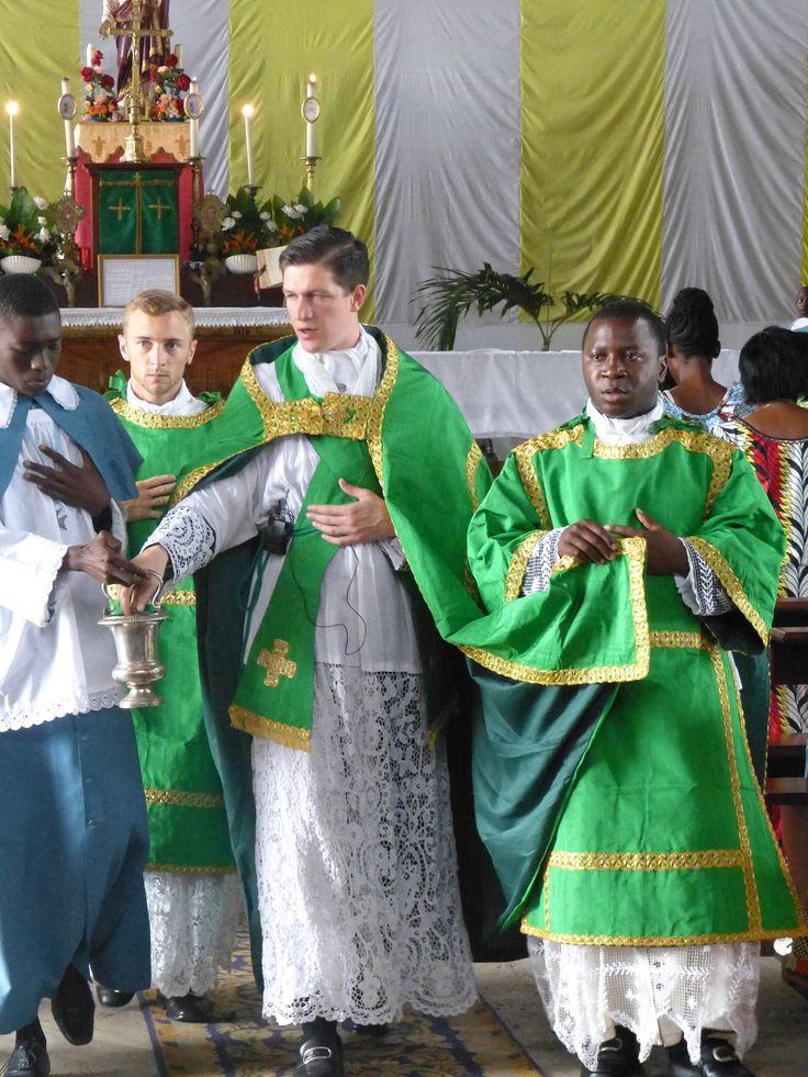 pentecost 2014 mass readings