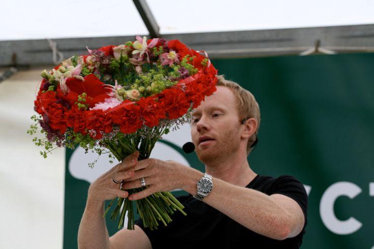 Bouquet workshop - Per Benjamin