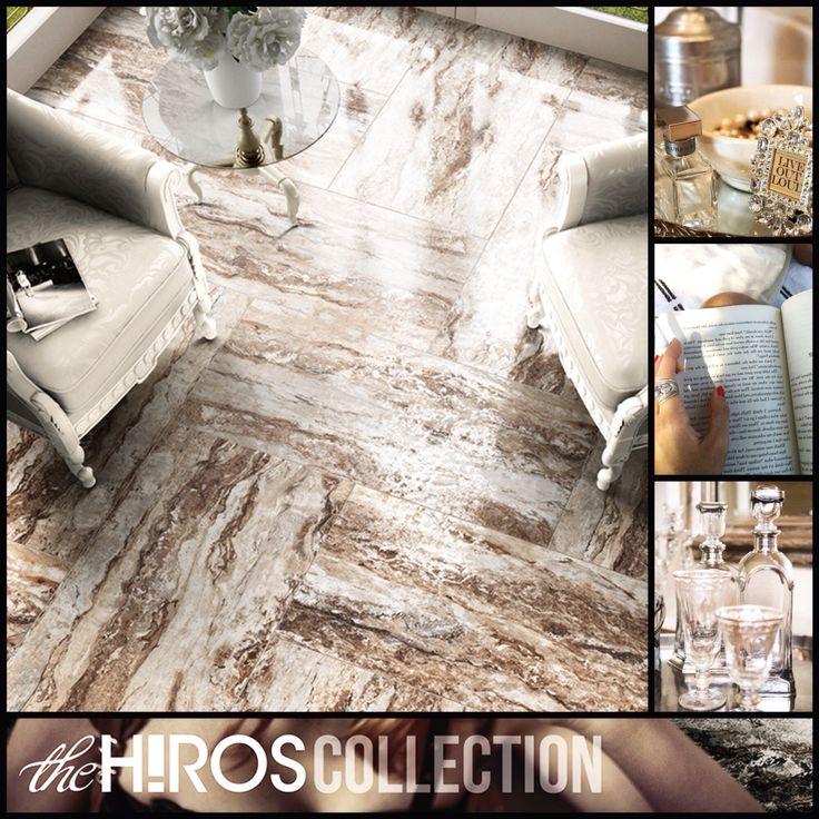 #Hiros inspires you for a lovely reading corner! #cerdomus #cerdomusceramiche #floor #wall #porcelain #tiles
