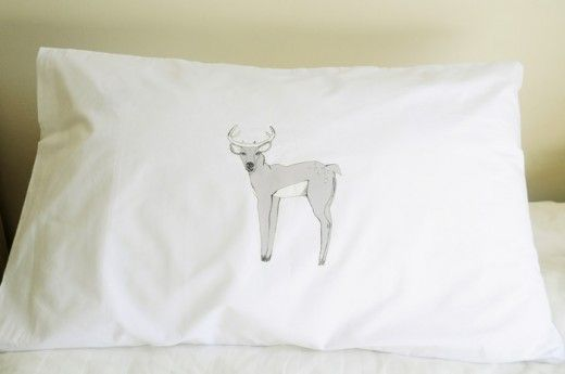 Pillow Case Set Hers and His | The Perfect Day