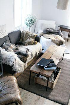 Wohnzimmer Streichen Ideen Weisses Gemtlich Neutrale Schattierungen