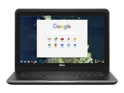 """#EDUCATION #DEAL OF THE DAY: 29% OFF - https://www.senwill.com/cyber-winter-sale/Dell-Chromebook-13-3380-13-3-Celeron-3855U-4-GB-RAM-32-GB-SSD-p97068055 : #Dell #Chromebook 13 3380 - 13.3"""" - Celeron 3855U - 4 GB RAM - 32 GB SSD - A 13.3-inch #laptop built with advanced #applications for modern #learning and best-in-class #durability to withstand every #school day."""