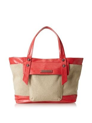 50% OFF Kenneth Cole Reaction Women's Tail Spin Travel Tote (Canvas/Sunset)