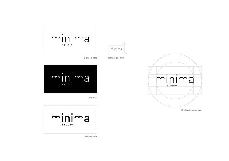 Logo design / Minima Studio