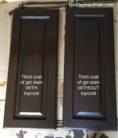 Best 25+ Gel stain cabinets ideas on Pinterest | How to stain ...