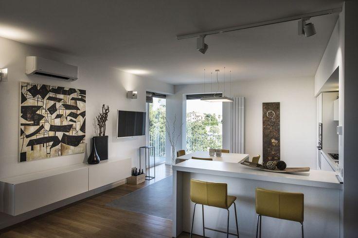 Sala da pranzo  Casa E   Architetto Claudio Criscione  Ragusa (RG)   Dining Room