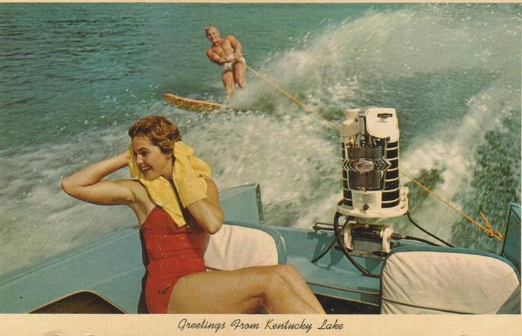 Vintage summer holiday postcard   Summer Holiday ...