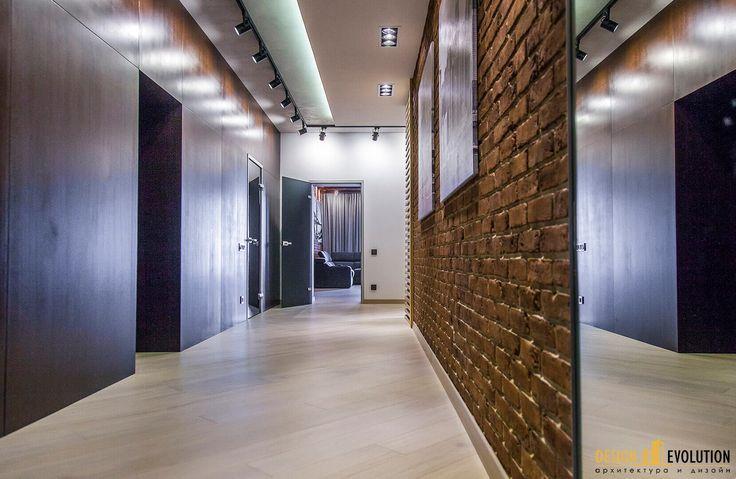 Дизайн-проект квартиры - студия дизайна Design Evolution