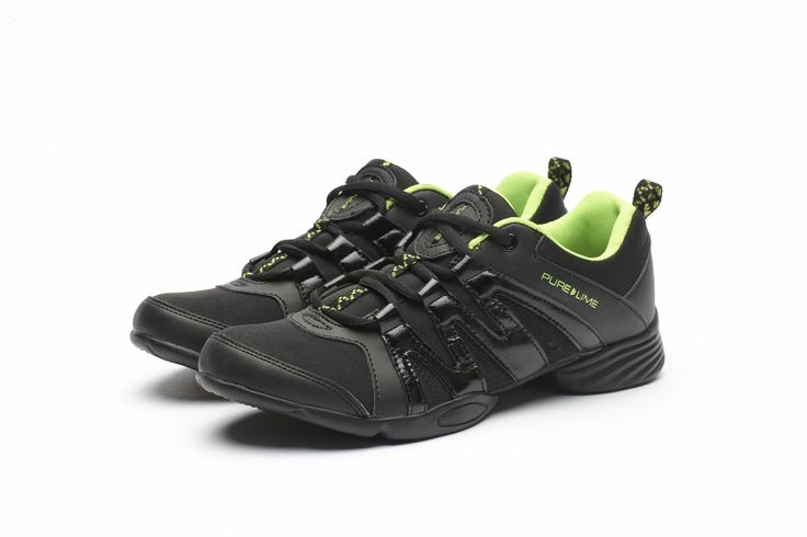 PureLime fitness shoes AW 2015 - black
