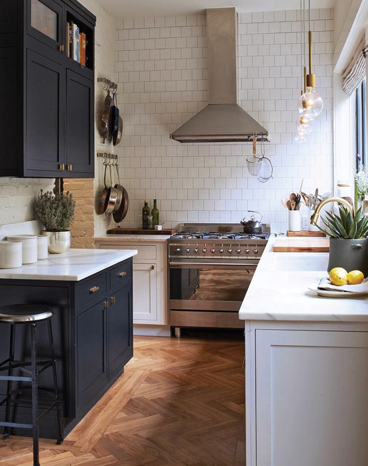 1000 ideas about small galley kitchens on pinterest