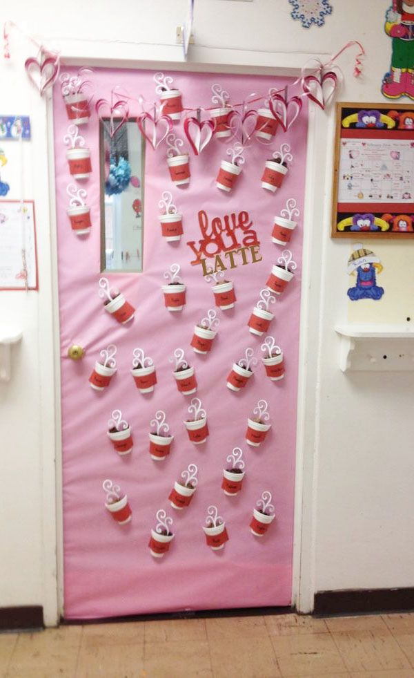 27 Creative Classroom Door Decorations For Valentine S Day Be My