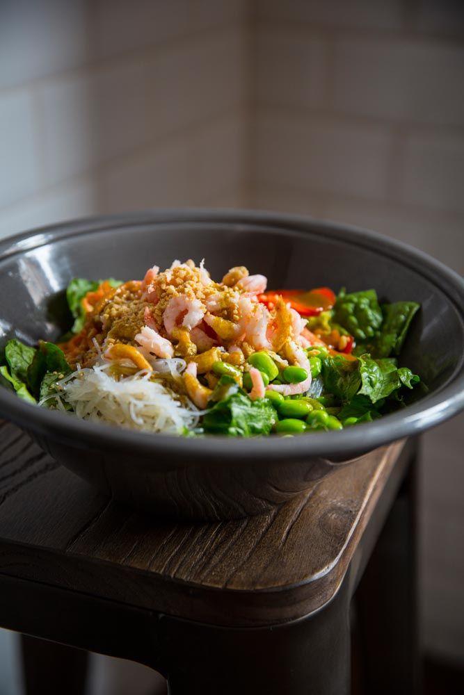 Asian shrimp med vietnamesisk dressing | Mat & Vänner