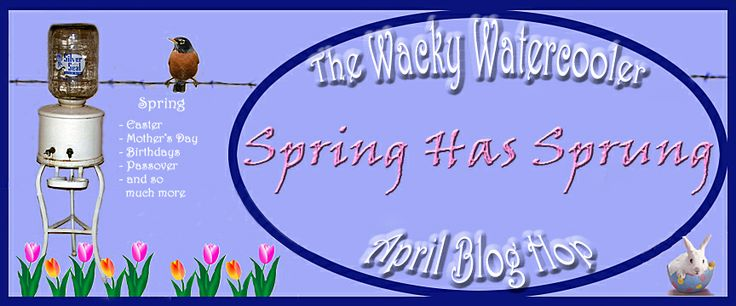 april 2014 wacky water cooler blog hop