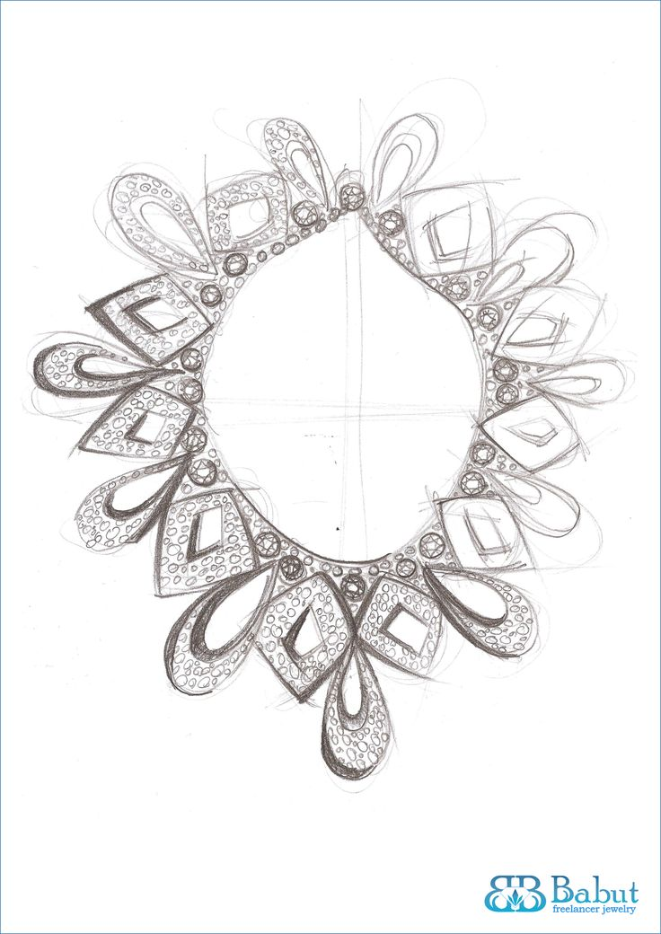 1000+ images about Jewelry Design Sketches on Pinterest ...