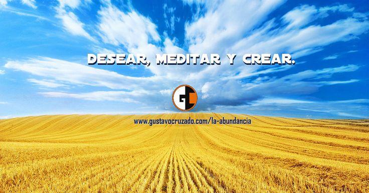 http://gustavocruzado.com/la-abundancia/ La clave de la abundancia está en nuestros genes, pués somos hijos de un Creador. http://gustavocruzado.com/la-abundancia/