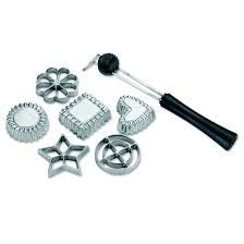 Swedish rosette and timbale set! #MadeinUSA found at Norton's U.S.A!