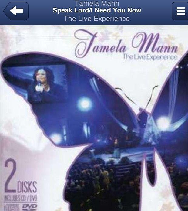 Wes Morgan Wallpaper: Tamela Mann!!!
