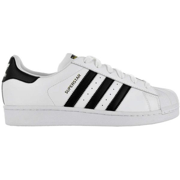 adidas Superstar (€81) ❤ liked on Polyvore featuring shoes, adidas shoes, adidas and adidas footwear
