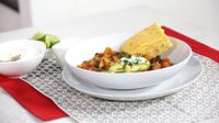 Mary Berg shares an interesting twist on veggie Chili that add the perfect hint of sweetness