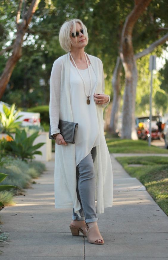 Outfits for Women Over 60.Sixty not Frumpy! Are you worried about the peoples presumption that women over sixty can't wear the stylish dresses. Update your look and change their presumptions. Release the tension because you can make a statement at this age too.