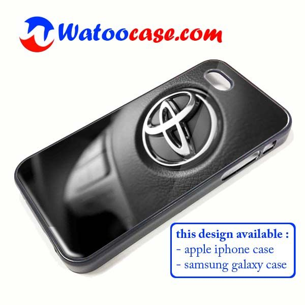 Toyota Steering Wheel Phone Case | Apple iPhone 4 4s 5 5s 5c 6 6s Plus Samsung Galaxy S3 S4 S5 S6 S7 EDGE Hard Case. Toyota Steering Wheel Phone Case