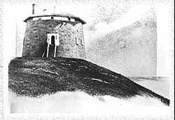 The Martello Tower, which had only recently been adopted as a defence work for the coast of Britain, was also introduced into Québec's defence system. Description from pc.gc.ca. I searched for this on bing.com/images