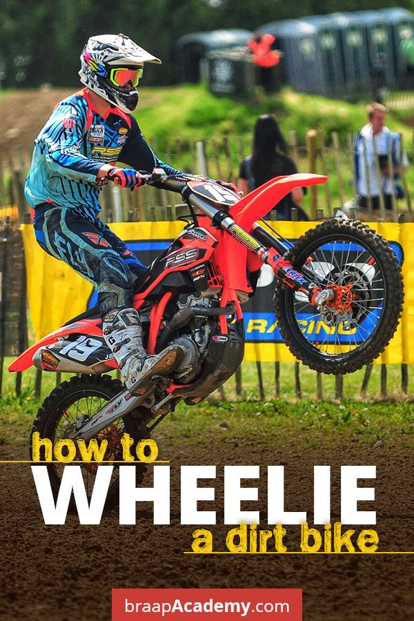 How To Do A Wheelie On A Dirt Bike Clutch No Clutch Bike