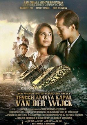 Movies Synopsis: TENGGELAMNYA KAPAL VAN DER WIJCK (Sinking of the VAN DER WIJCK)