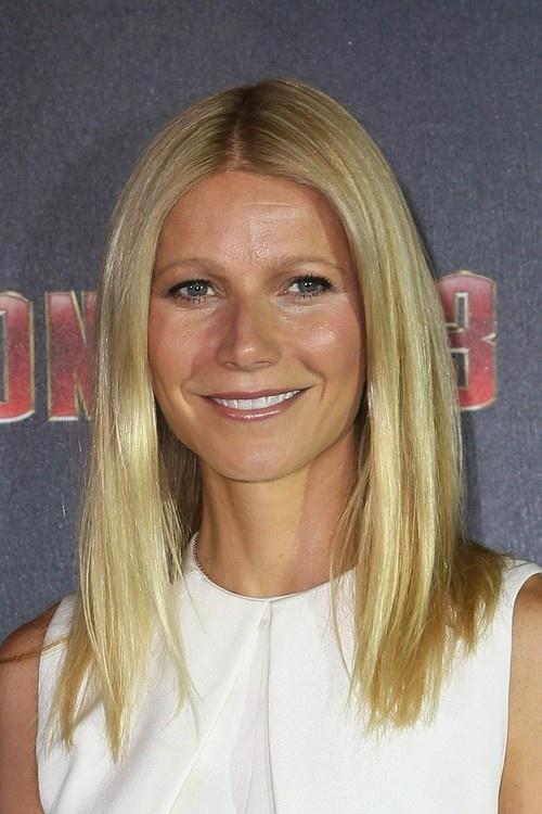 Gwyneth Paltrow at 'Iron Man 3' Photocall at Hotel Bayerischer Hof in Munich, Germany on April 12, 2013