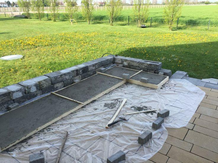 Outdoorküche Stein Helloween : 11 besten outdoor grill bilder auf pinterest grillplatz outdoor