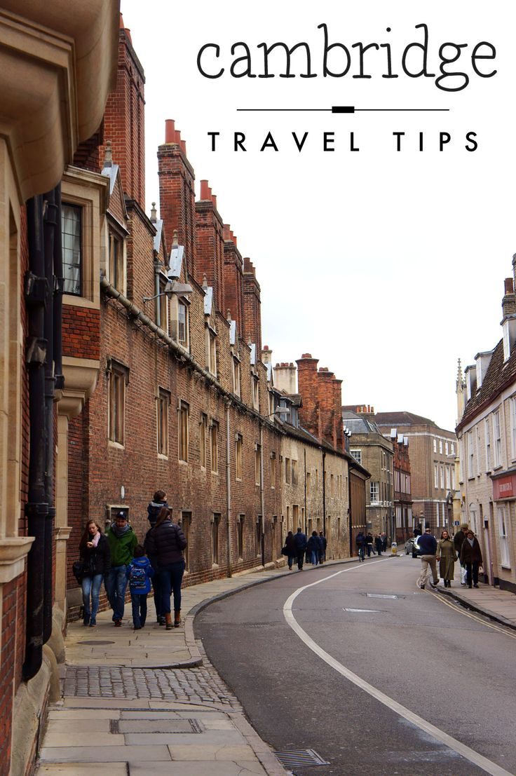 24 hours in Cambridge, England | Travel Tips