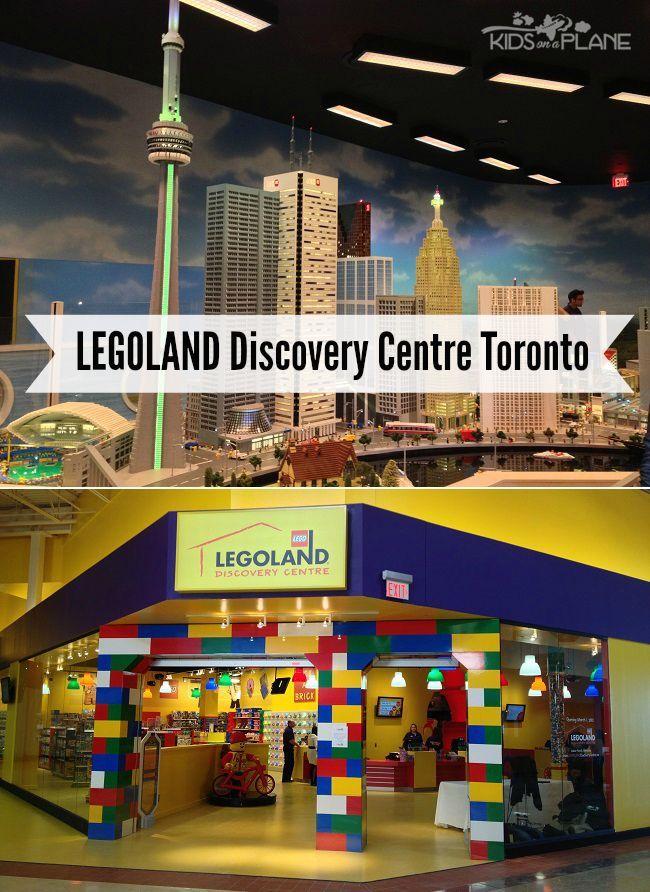 Legoland Discovery Centre Toronto Review - Vaughan Mills Mall and Lego Toronto Miniland