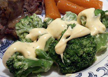 CHEDDAR CHEESE SAUCE - Linda's Low Carb Menus & Recipes