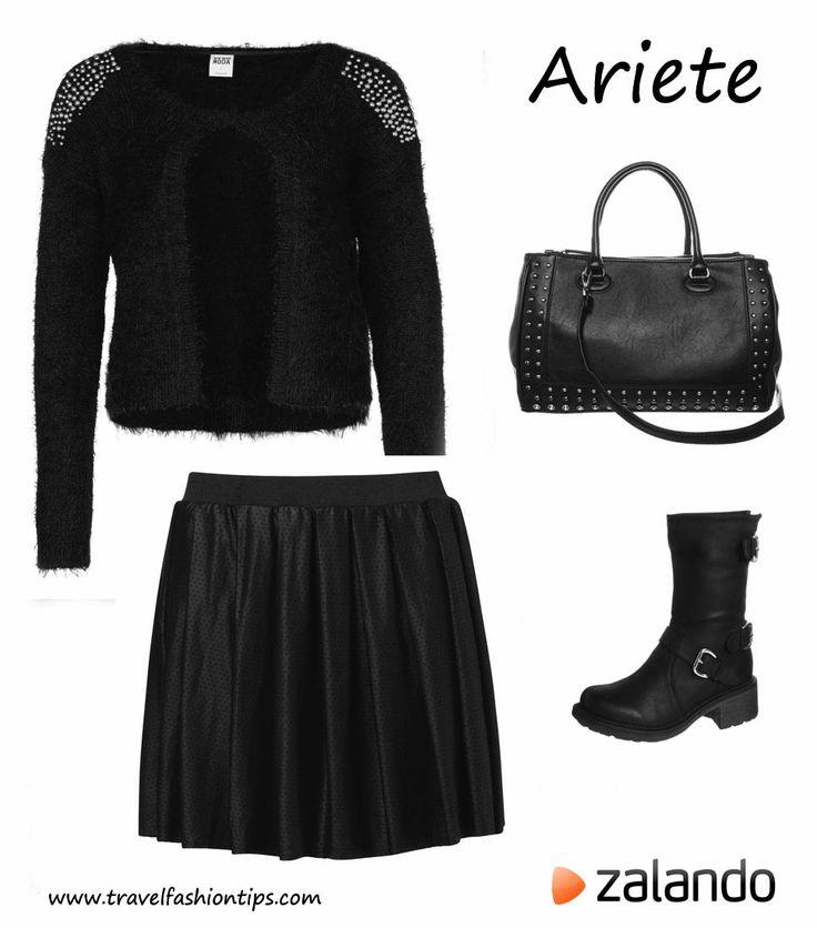 Non sapete cosa indossare? Consultate l'#oroscopo della #moda e scoprite lo stile dell'#ariete http://www.travelfashiontips.com/2013/12/oroscopo-della-moda-di-zalando.html