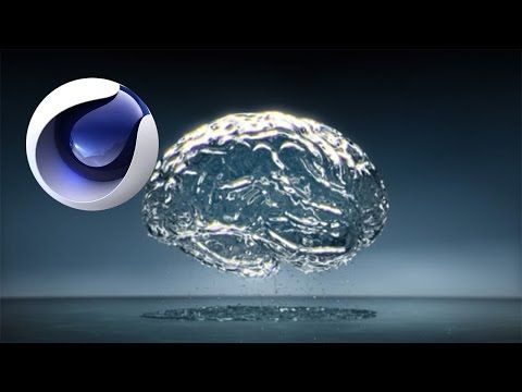 How to create realistic water - Cinema4D Tutorial - YouTube