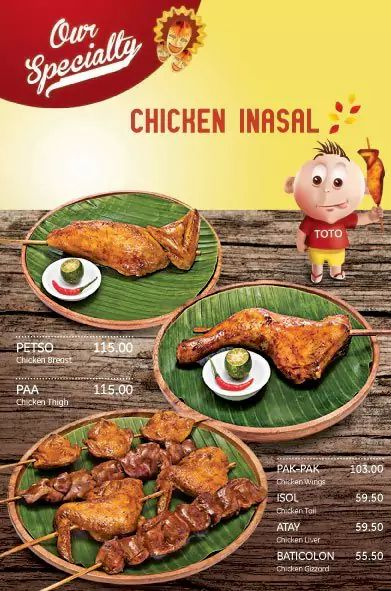 how to make mang inasal chicken