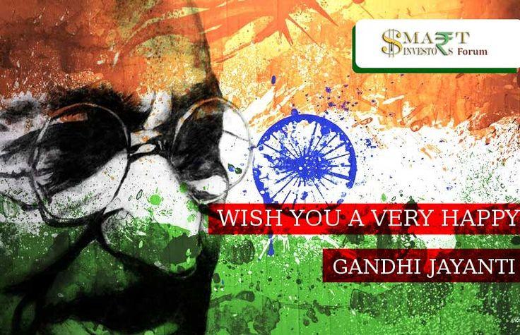 #Happy #Gandhi #Jayanti - 2 October (The #Father of #Nation) -> #Investment #Consultants in Karol Bagh Delhi NCR India -> Part Time Job Advisor's -> #Future #Planner -> #Consultancy in India -> #Financial Advisory #Services +91-11-25814379 #Raghupati #Raghav #Rajaram Patit Paavan #Sitaram #Ishwar #Allah Tere #Naam Sabko Sanmati de #Bhagwan.