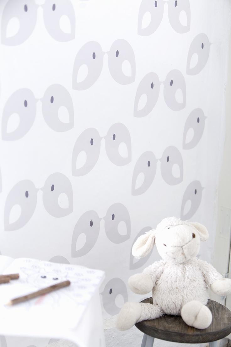 Mejores 13 im genes de papeles pintados para ni os en - Papeles pintados para bebes ...