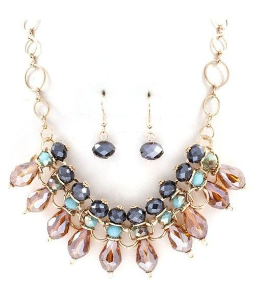 Necklace Jewelry Trend 2014 | Fall/Winter 2013-2014 Fashionable Jewelry Trends | Harmony's Rainbow