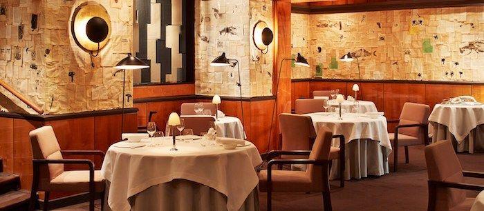 Pierre Gagnaire 50 ans de cuisine  Restaurant Pierre Gagnaire © Thomas Duval