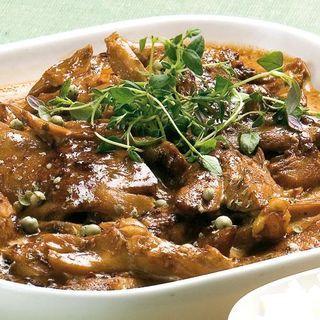Läckert och lättlagat recept av kycklingfilé.