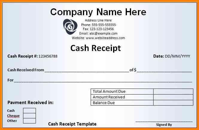 8 cash payment receipt sample cashier resumes cashier resumes #SampleResume #PaymentReceipt