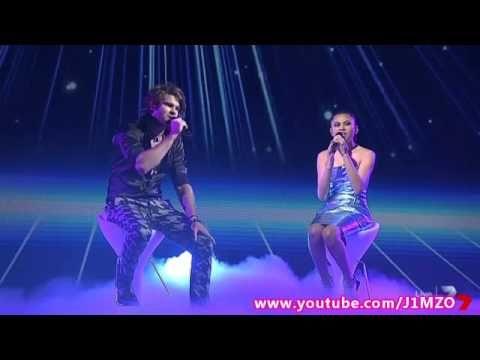 Dean Ray & Marlisa Punzalan Duet - Live Grand Final Decider - The X Fact...