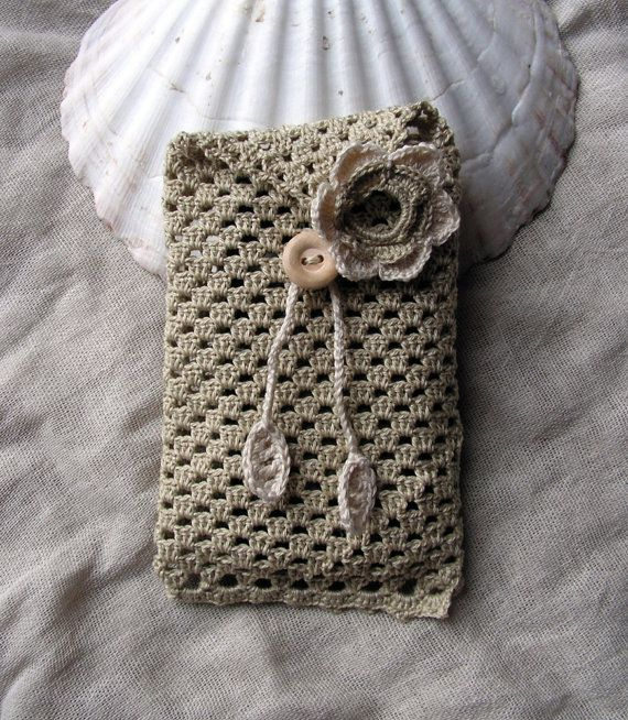 cell phone cover - opened
