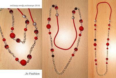 jofashion: Κοσμήματα - άνοιξη-καλοκαίρι 2016