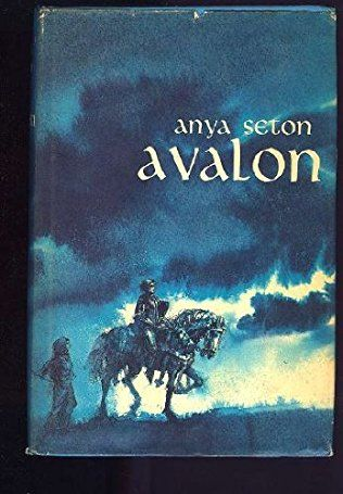 book cover of Avalon