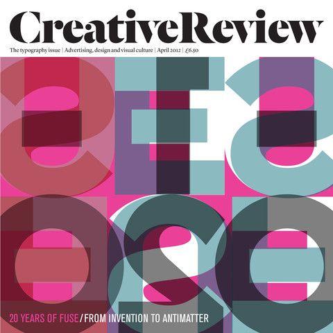 Creative Review, April 2012